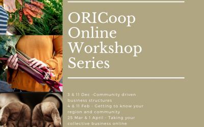 ORICoop Online Workshop Series launches