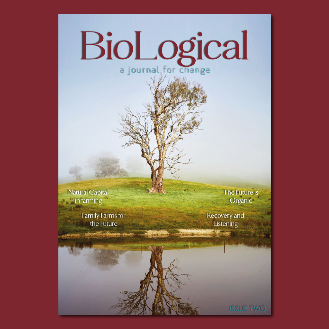 BioLogical Issue Two Cover Image